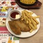 ガスト - フィッシュ&チップス 299円