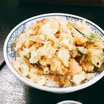 てんぬま - かき揚げ丼
