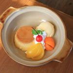 カフェ・レスト カントリー ヴレッジ - 料理写真:フタを開けると