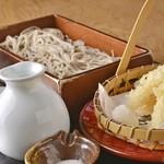 蕎麦と日本料理 驚 KYO - 料理写真: