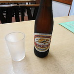 すゑひろ - ビールの小瓶