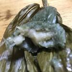 高田屋餅菓子店 - 枝豆あん