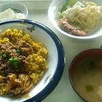 稚内地方合同庁舎食堂 - 料理写真: