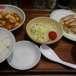 餃子の王将 - 中華セット