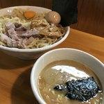 永太 - 料理写真:永太つけ麺 ¥1,000 大盛(500g発注) ¥100