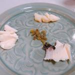 アレグロ コン ブリオ - チーズ三種盛り合わせ