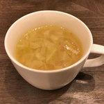 ボーノロッソ - キャベツのスープ