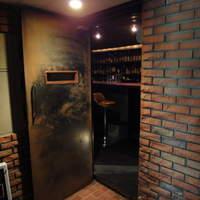 バーニタス - 入り口