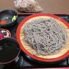 ごまそばと丼 高田屋 - 料理写真:せいろ 大盛