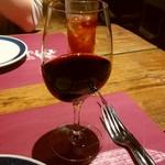 Seiyouryourijurusu - 赤ワインで乾杯