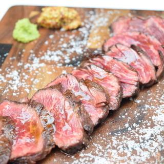 夏のビアガーデン!スタミナ肉コース飲放付4320円(税込)