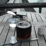 モトコーヒー - アイスコーヒー