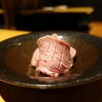 牛肉専門 ぶんご牛肉店 - ☆厚切りタンのカットも◎☆