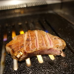 牛肉専門 ぶんご牛肉店 - ☆厚切りタンも大好物です(^^♪☆