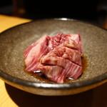 牛肉専門 ぶんご牛肉店 - ☆美味しいハラミちゃん(#^.^#)☆