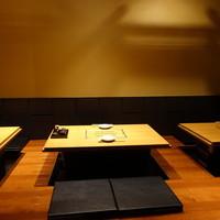 牛肉専門 ぶんご牛肉店-☆座敷席はこんな雰囲気でゆったり(#^.^#)☆