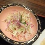87987208 - フカヒレ炒飯定食