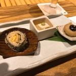 九つ井 - 前菜