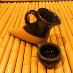 九つ井 - 酒 1合(かたつむり)