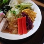 山奈食堂 - 冷やし中華