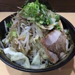 舞麺来 - 黒ラーメン