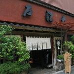 うなぎ割烹 大江戸 - 2010/7 入り口