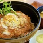 かごの屋 - サーロインローストビーフ丼