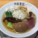 87992711 - 【2018.6.17】味玉醤油そば¥900