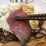 竹末東京Premium - 【2018.6.17】ビーフロース。