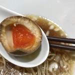 竹末東京Premium - 【2018.6.17】味玉。