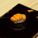 大阪天満宮 鮨とよなが - 料理写真:雲丹1