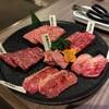 焼肉 桜咲 - 料理写真:カルビ味比べ盛り 3600円(税別)