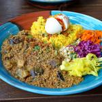グッドラックカリー - Soup Keema Curry (スープ キーマ カレー)