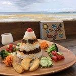 浜辺のTipi Cafe -