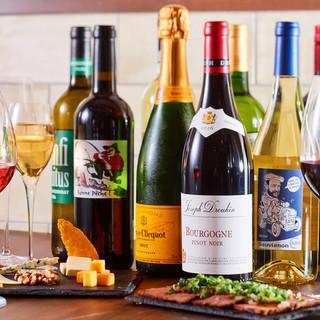 ソムリエ古平がセレクトしたワインをお楽しみください★