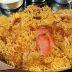 DELHI GATE - お米は「バスマティ」という本場のお米
