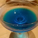 ワカゾー - 綺麗なブルーにしあわせ感✨癒されました❗