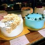 洋菓子店slow - 可愛い可愛いホールケーキ