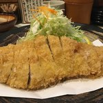 87999494 - 特ロースかつ定食(2,160円)