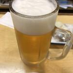 87999877 - 生ビール(小)