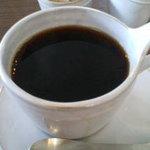 人舟 - たっぷりのコーヒー