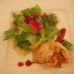 カフェレストラン グラッチェ - 旬の前菜とサラダ
