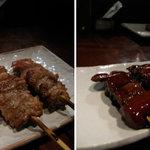 酒家鶏処 炭寅 - 串焼き色々