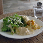 サザンビーチカフェ - サラダバー+焼きたてパン食べ放題