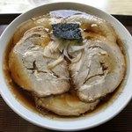 星の家 - チャーシュー麺 大 1,100円