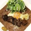 カーサ・ベリーニ - 料理写真:本日のお肉とお野菜のガレット