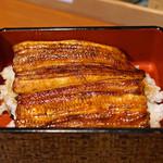 活鰻の店 つぐみ庵 - 料理写真:鰻重