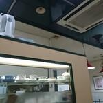 未完成 - 厨房側&天井