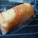 ルシール - 料理写真:ブランデーケーキ140円