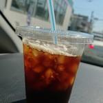 伊三郎製ぱん - アイスコーヒーも100円です